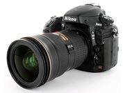 Nikon D800E DSLR and Canon EOS 5D Mark iii