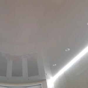 Натяжной потолок за 1 день