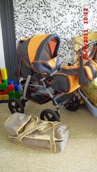 Продаётся детская коляска Богус в отличном состоянии