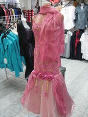 Продам выпускное платье розового цвета
