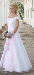 Продам очаровательное свадебное платье принцессы
